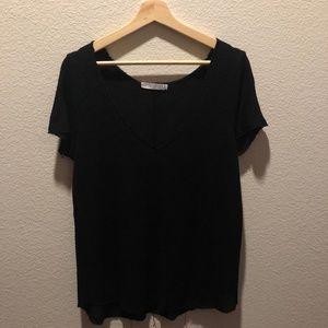 Project Social T Black Tshirt